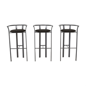 Gray Bar Stools sale