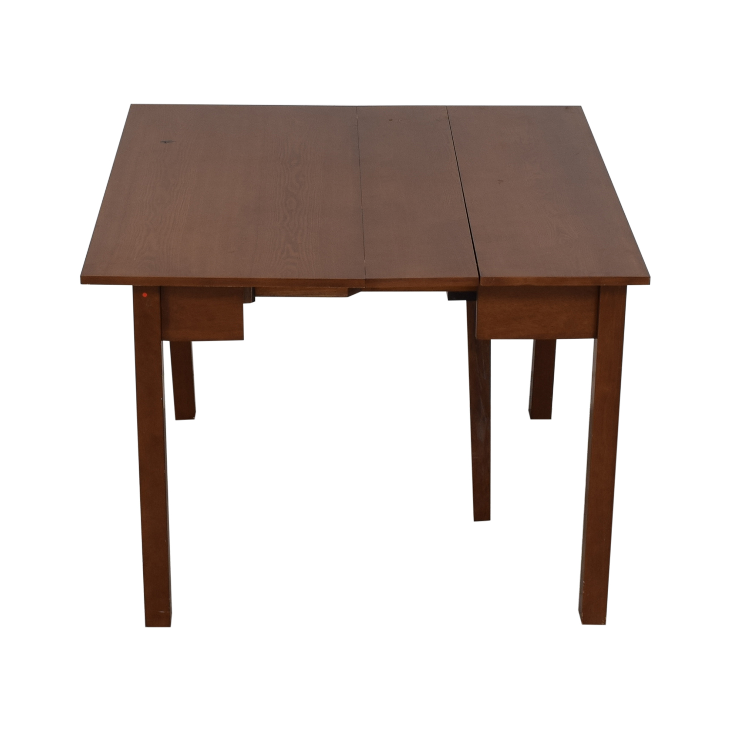 Wood Expandable Dining Table