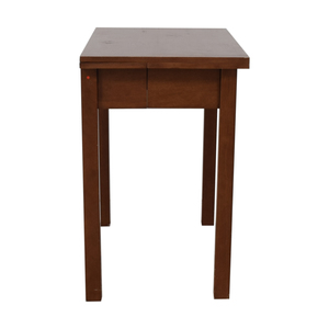 shop Wood Expandable Dining Table  Tables