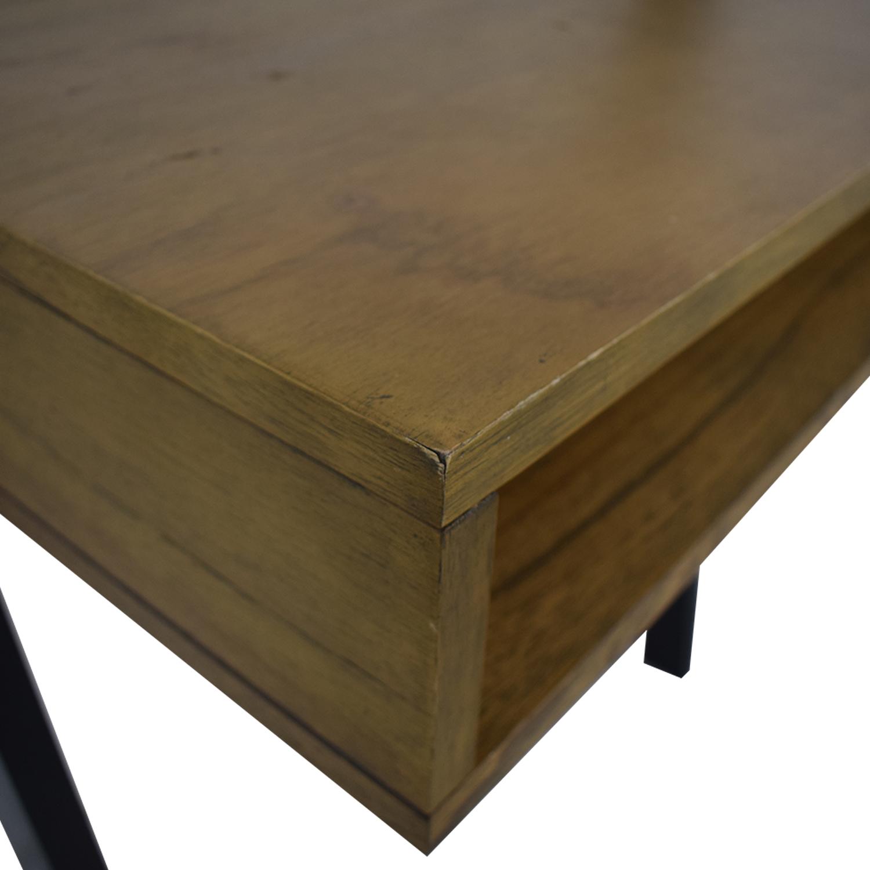 West Elm Ladder Shelf Desk / Storage