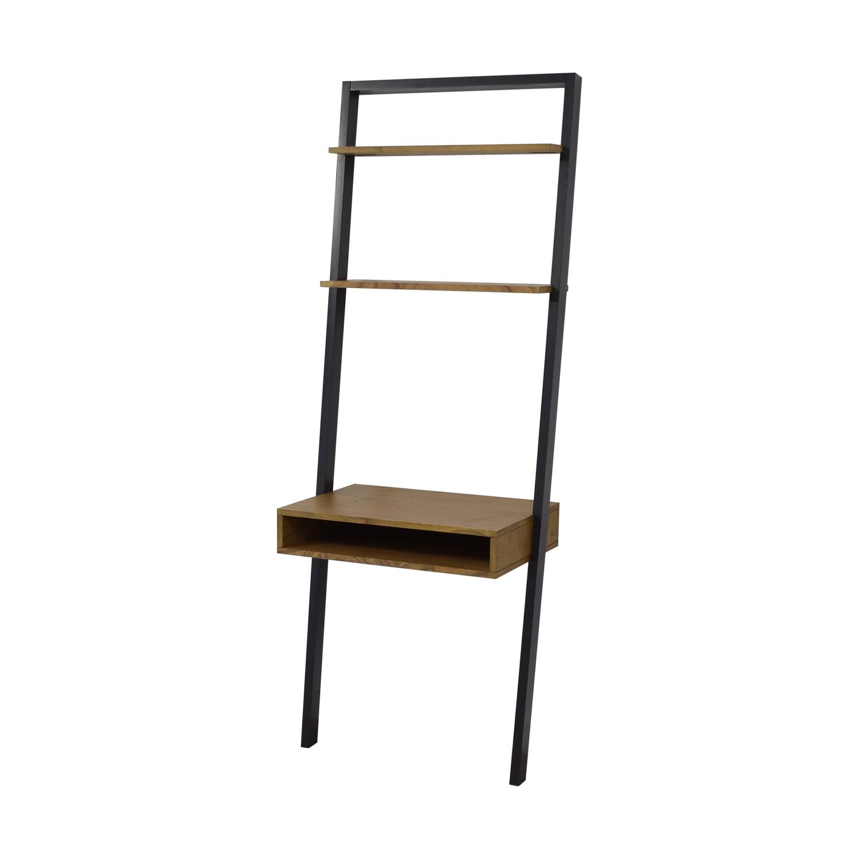 shop West Elm West Elm Ladder Shelf Desk online