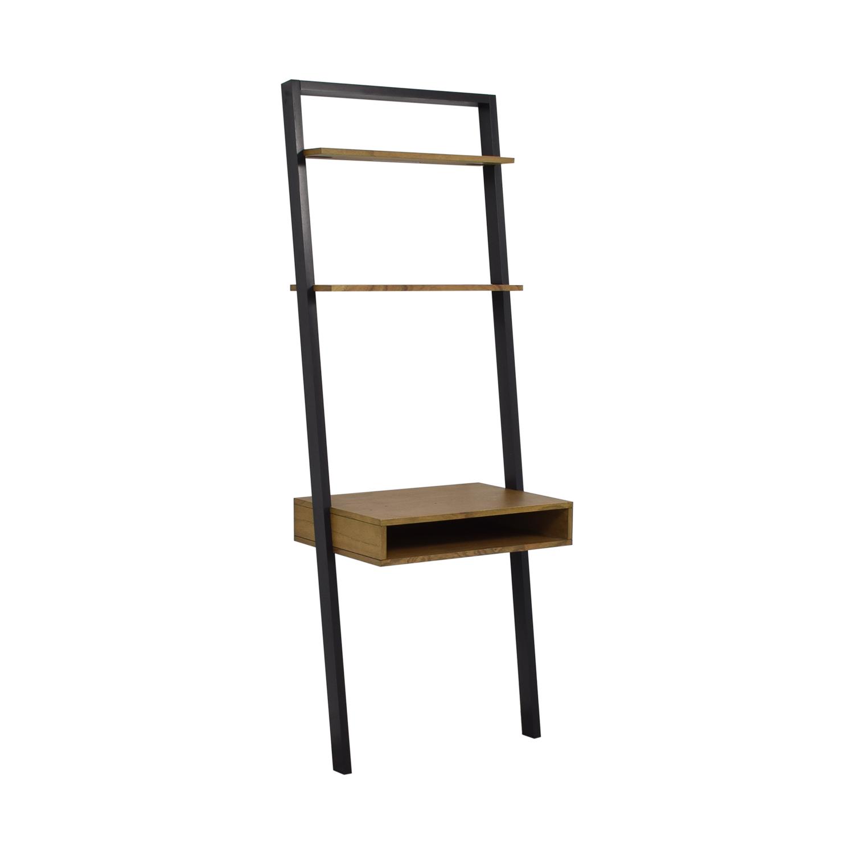West Elm West Elm Ladder Shelf Desk Bookcases & Shelving