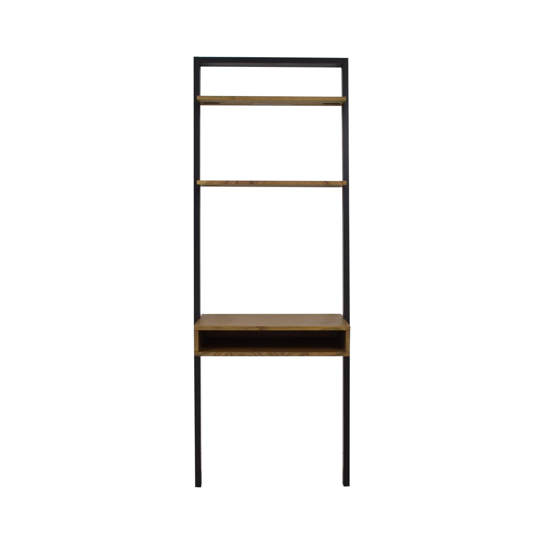 West Elm West Elm Ladder Shelf Desk nyc