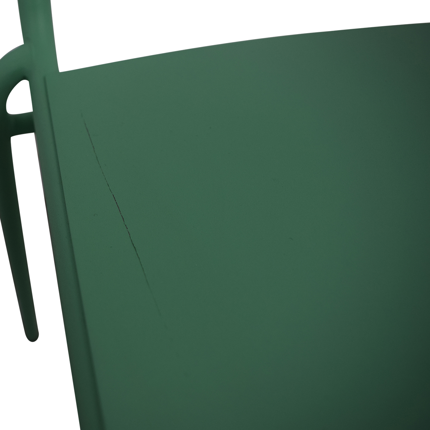 West Elm West Elm Lucinda Mint Green Dining Chairs on sale