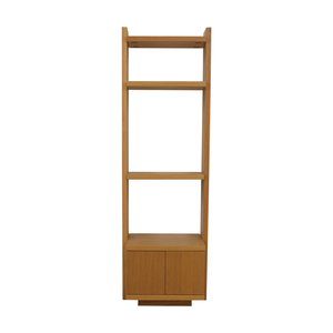 buy Oak Shelves with Storage
