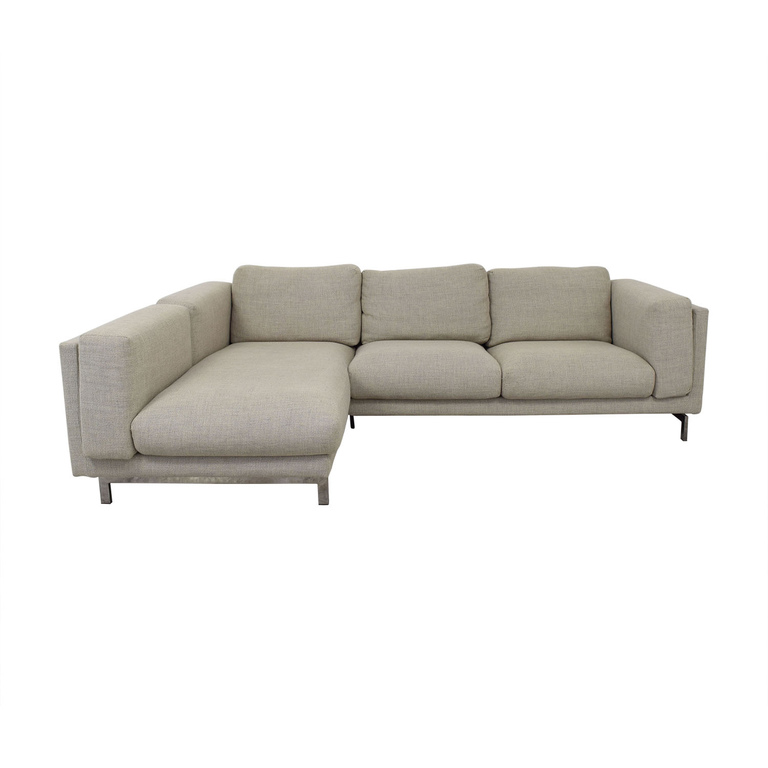 IKEA IKEA Beige Sectional coupon