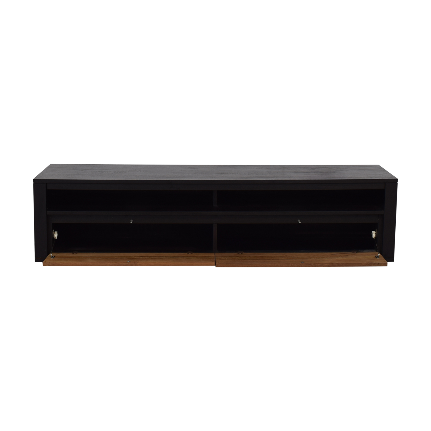 ABC Carpet & Home ABC Carpet & Home Form Teak Media Console Media Units