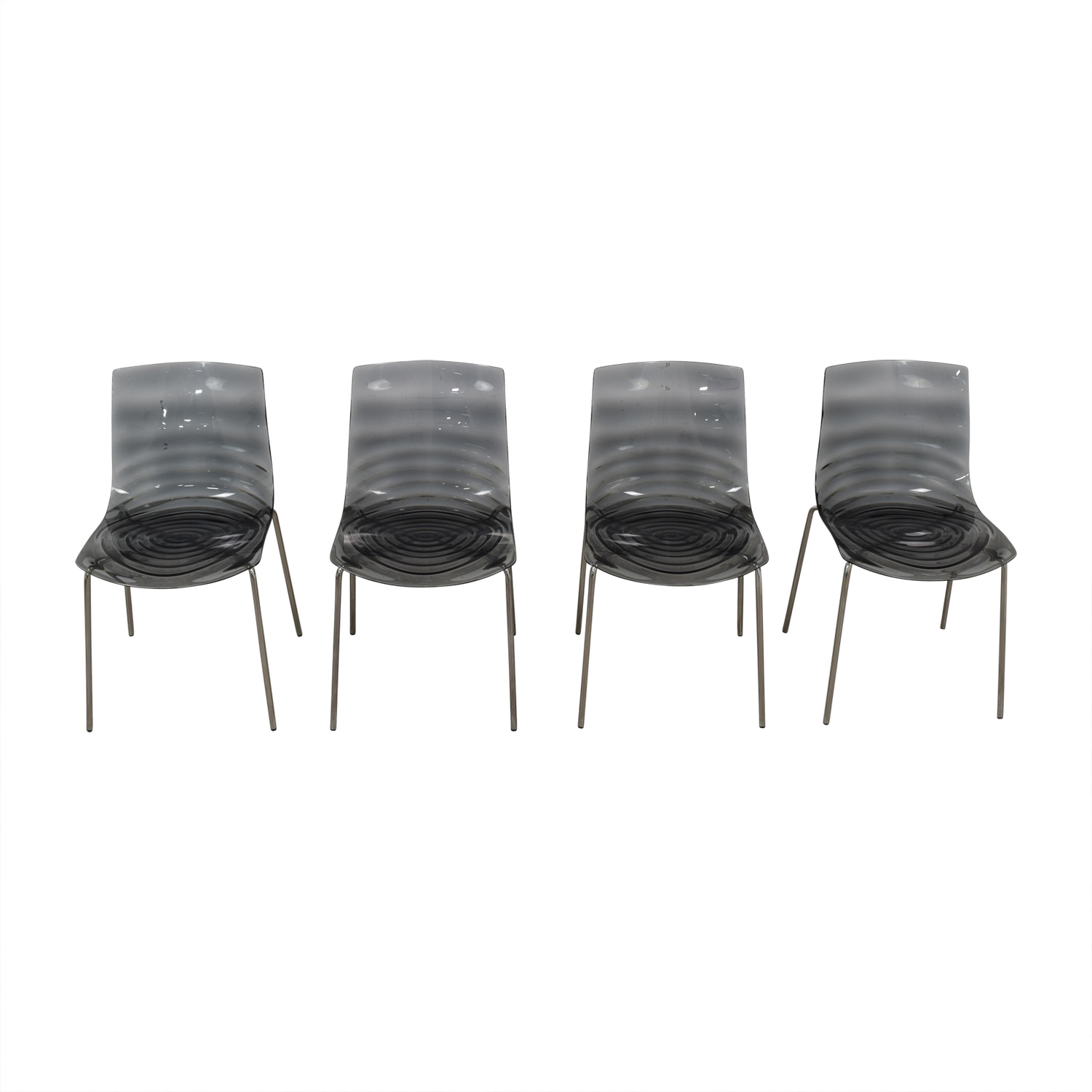 shop Calligaris Black Ghost Chairs Calligaris Chairs