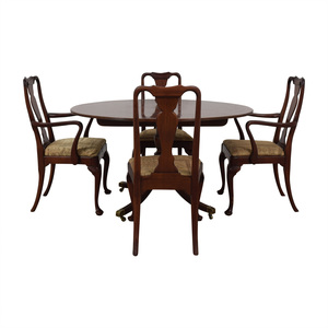 shop Baker Historic Charleston Reproduction Extendable Dining Table