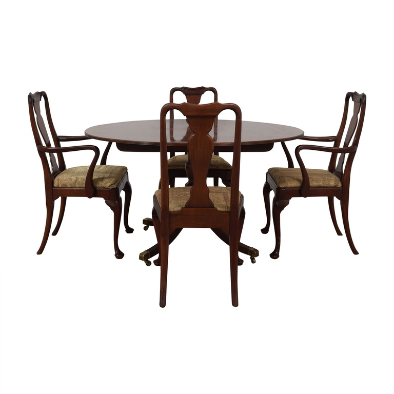 shop  Baker Historic Charleston Reproduction Extendable Dining Table online