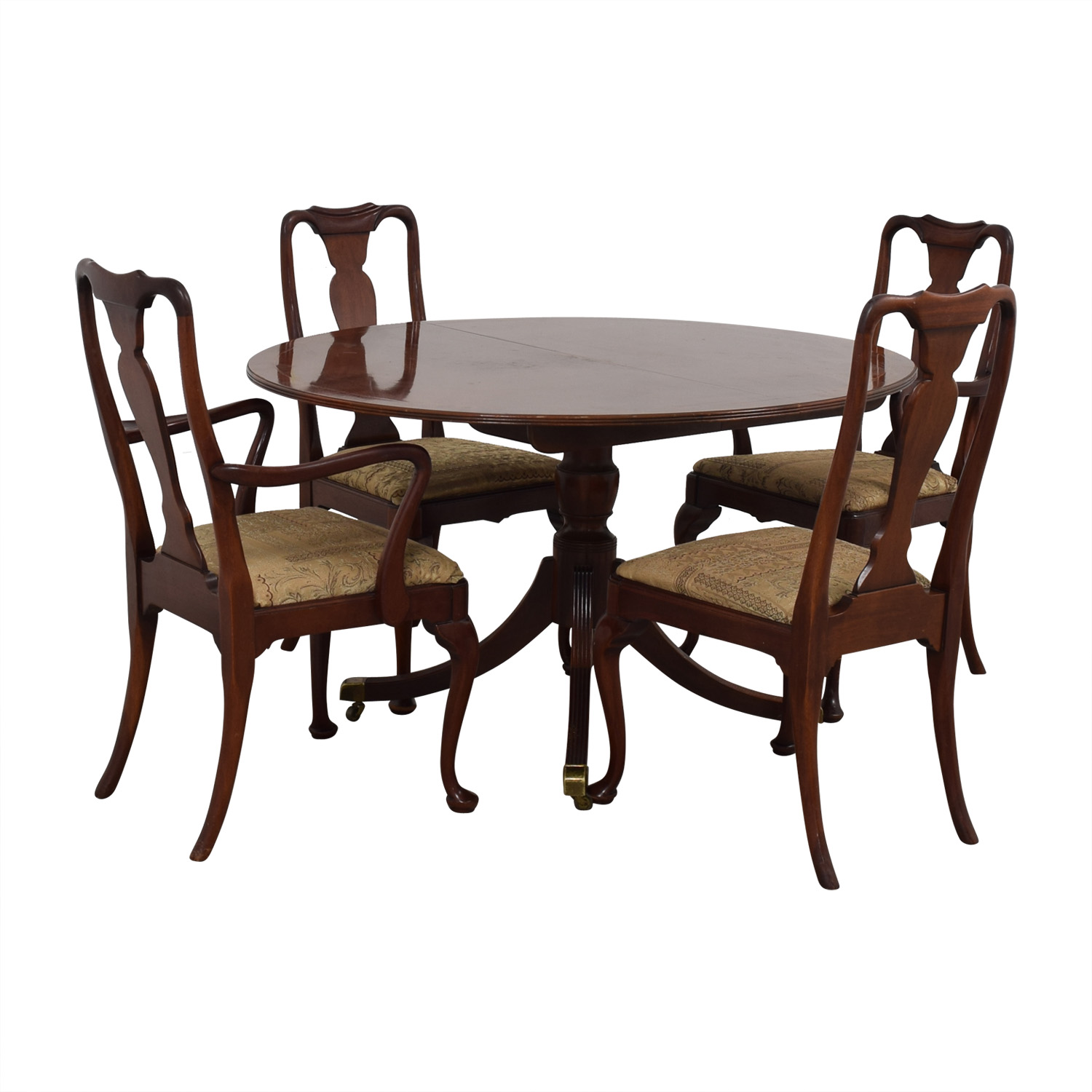 Baker Historic Charleston Reproduction Extendable Dining Table coupon
