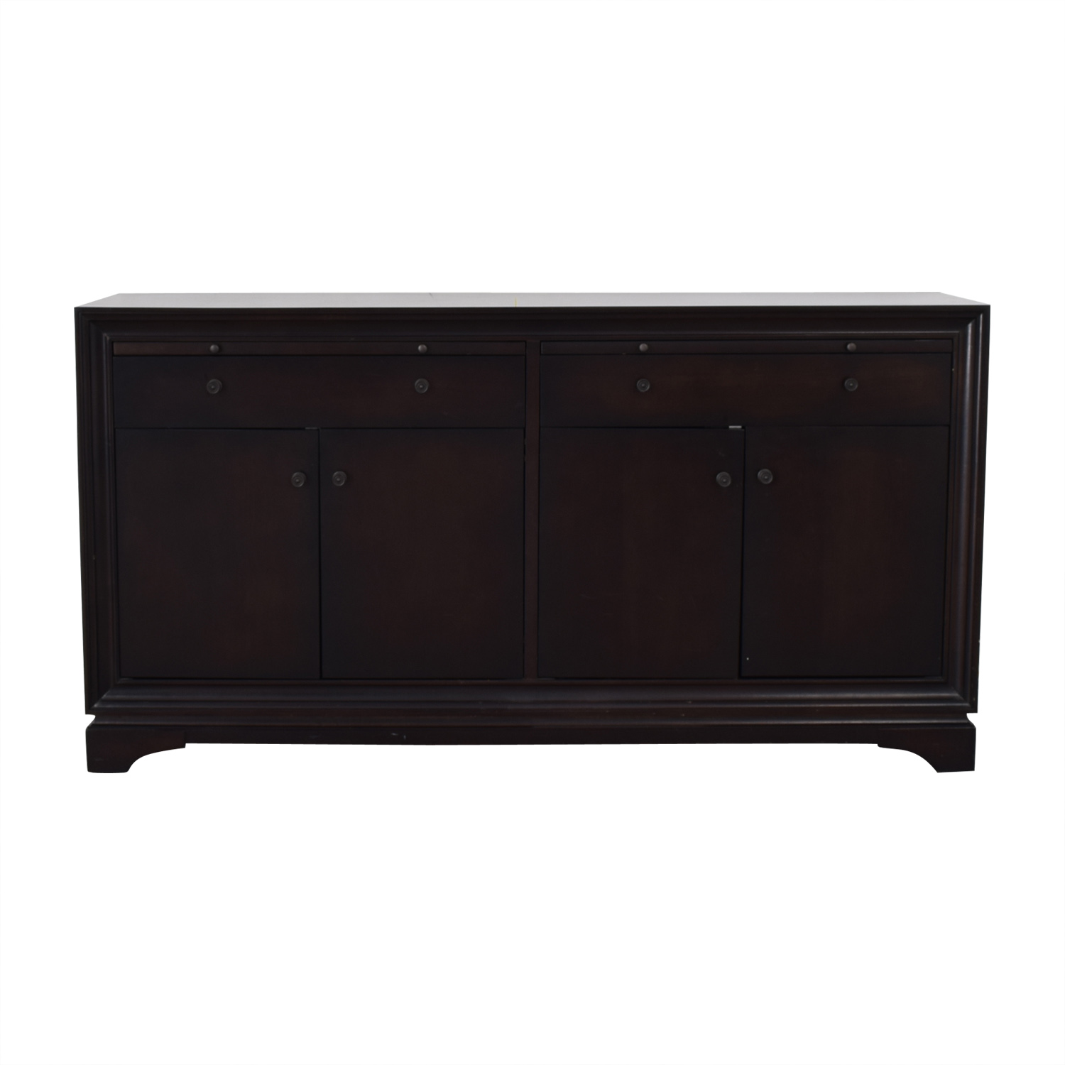 buy Two-Drawer Wood Buffet  Storage