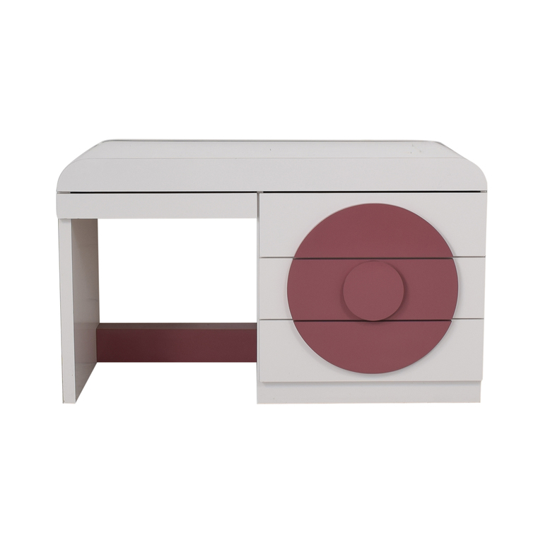 Circle Pattern Children's Desk Tables