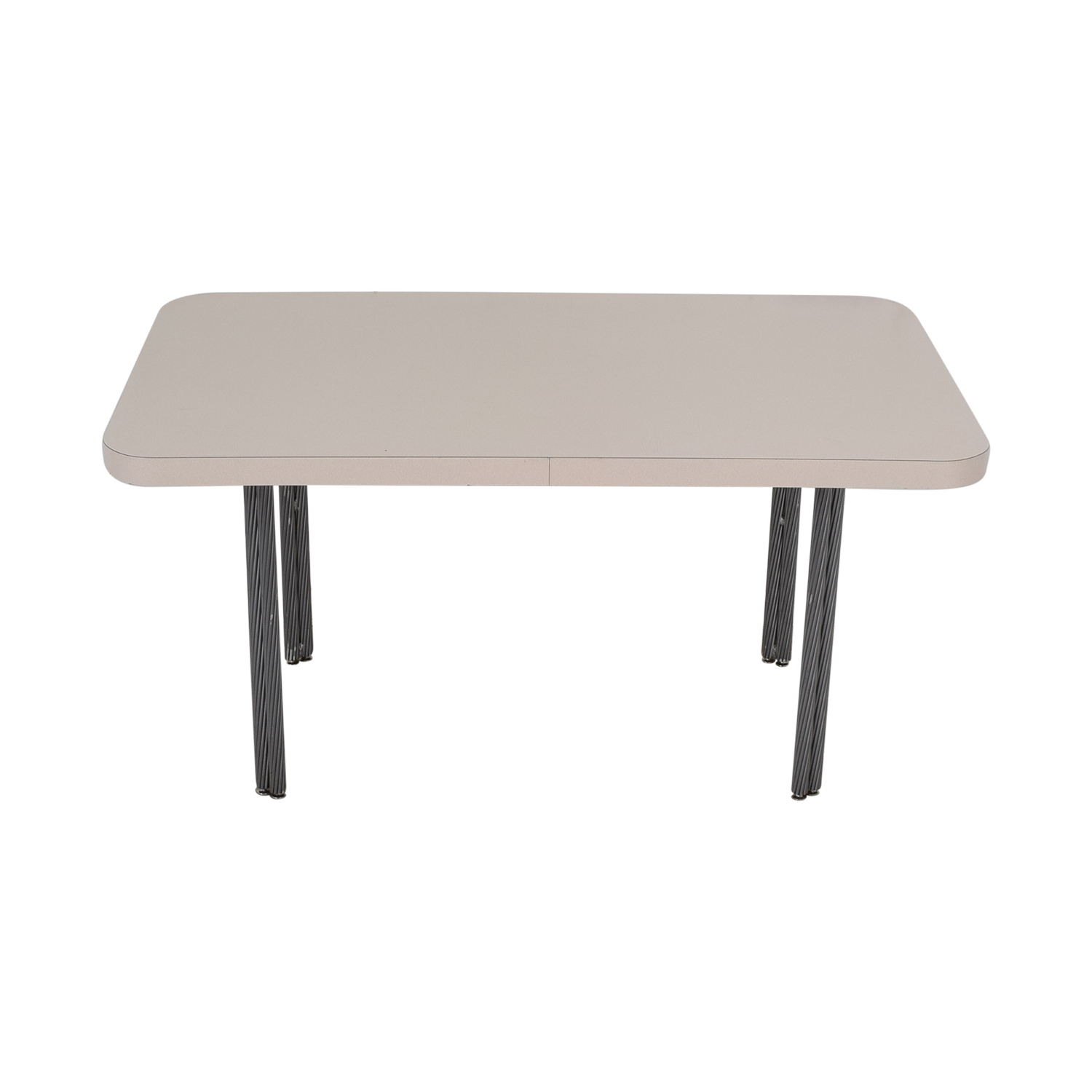 White Dining Table on sale