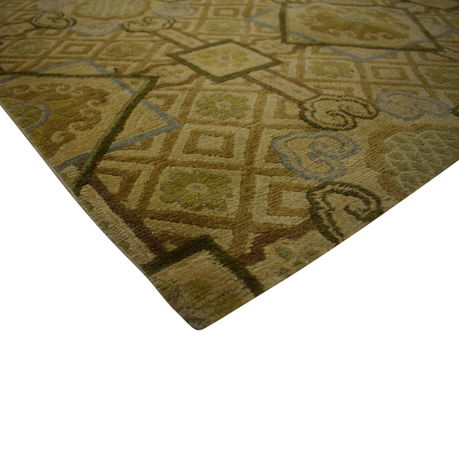 Noreen Seabrook Market Bronze Multi-Colored Rug / Rugs