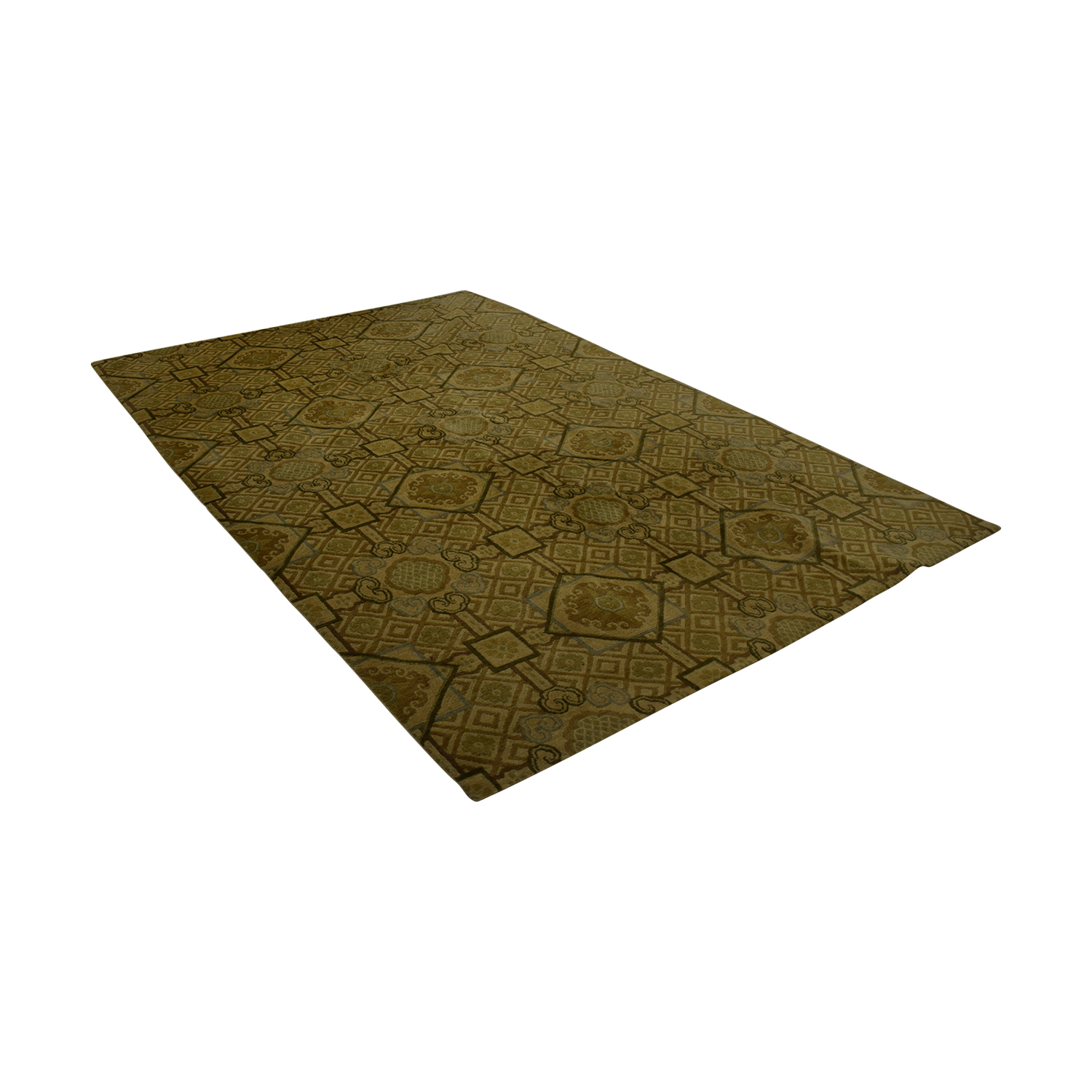 buy Noreen Seabrook Market Bronze Multi-Colored Rug Noreen Seabrook Market Decor