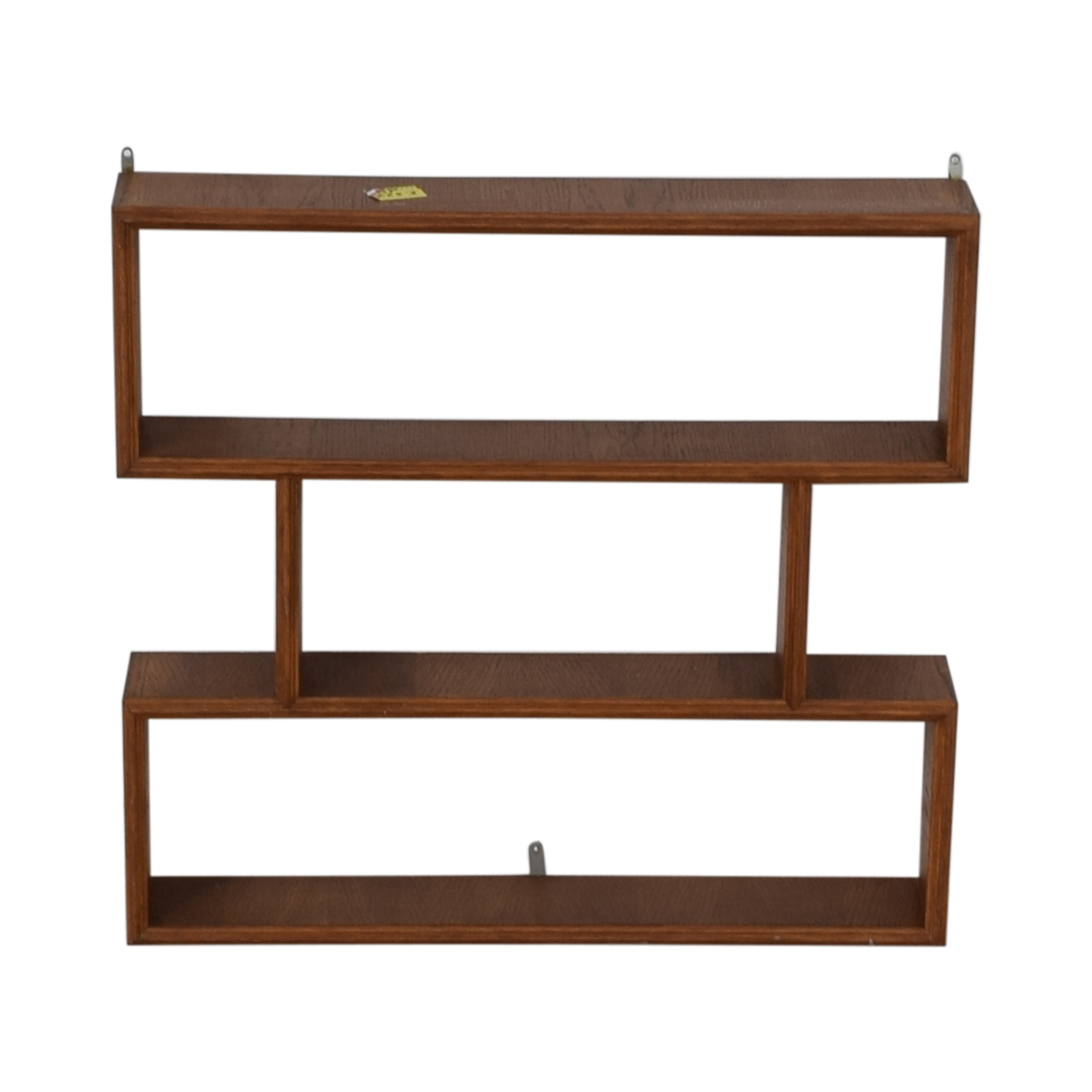 Custom Made French Made Mid Century Wall Shelf Storage