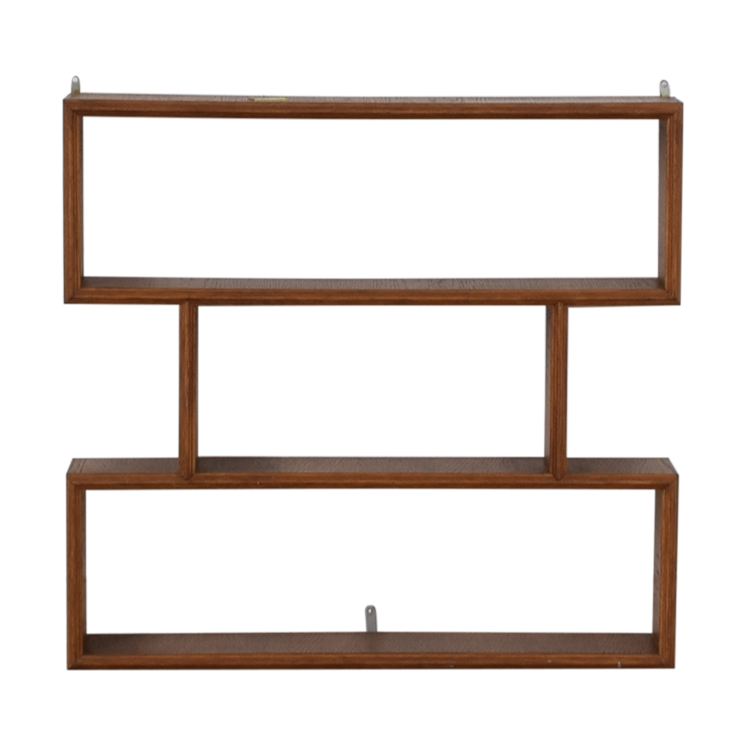 Custom Made French Made Mid Century Wall Shelf dimensions