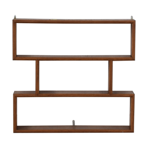 French Made Mid Century Wall Shelf