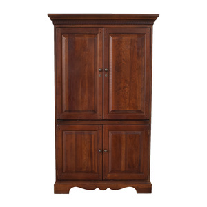 Hooker Wood TV Media Armoire sale