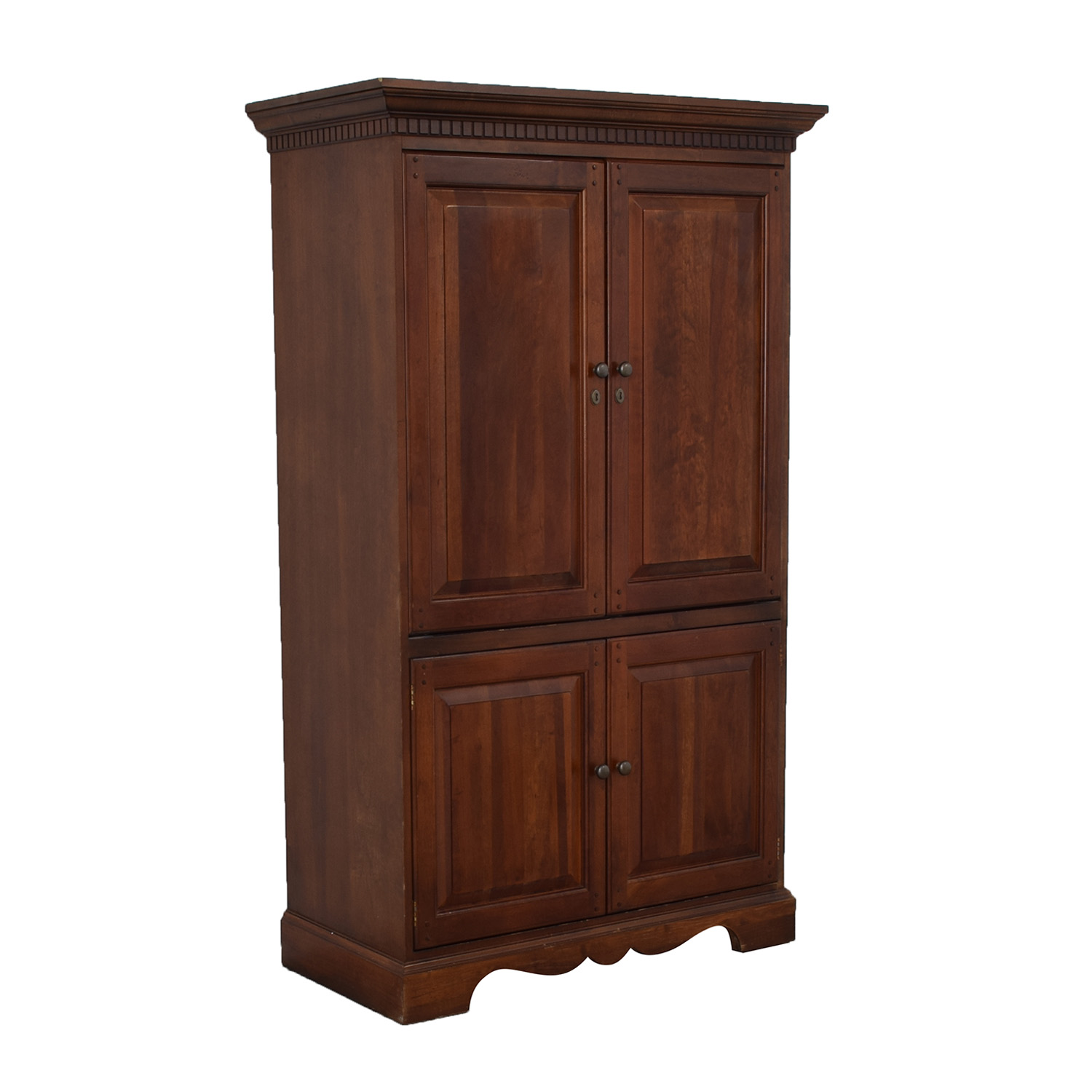 buy Hooker Wood TV Media Armoire Hooker Wardrobes & Armoires