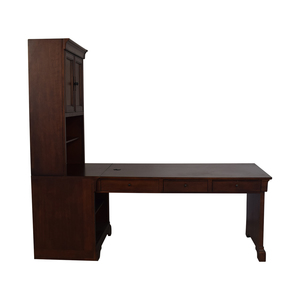 aspenhome aspenhome Desk with Hutch on sale