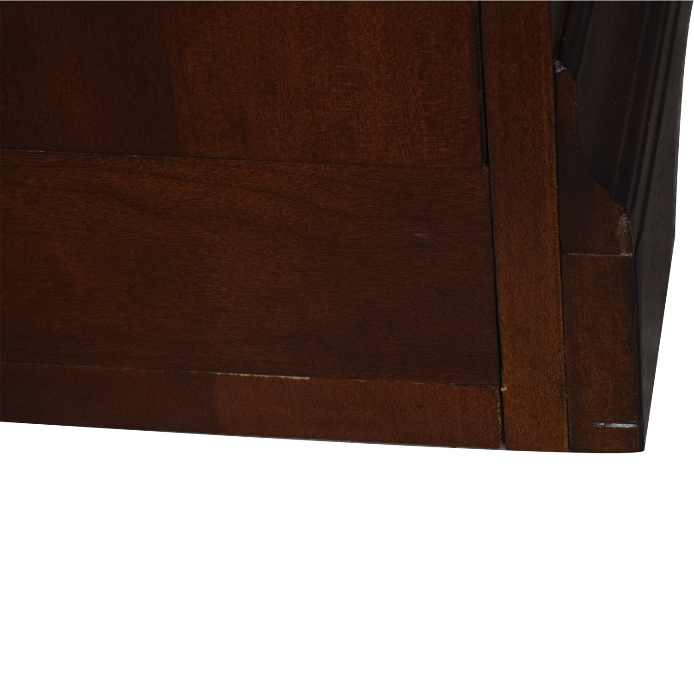 aspenhome aspenhome Desk with Hutch Brown