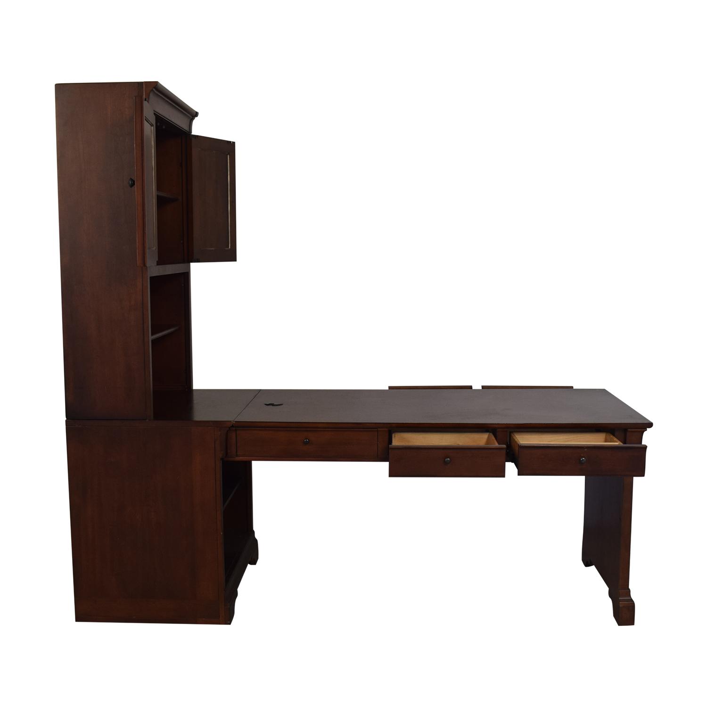 shop aspenhome Desk with Hutch aspenhome Home Office Desks