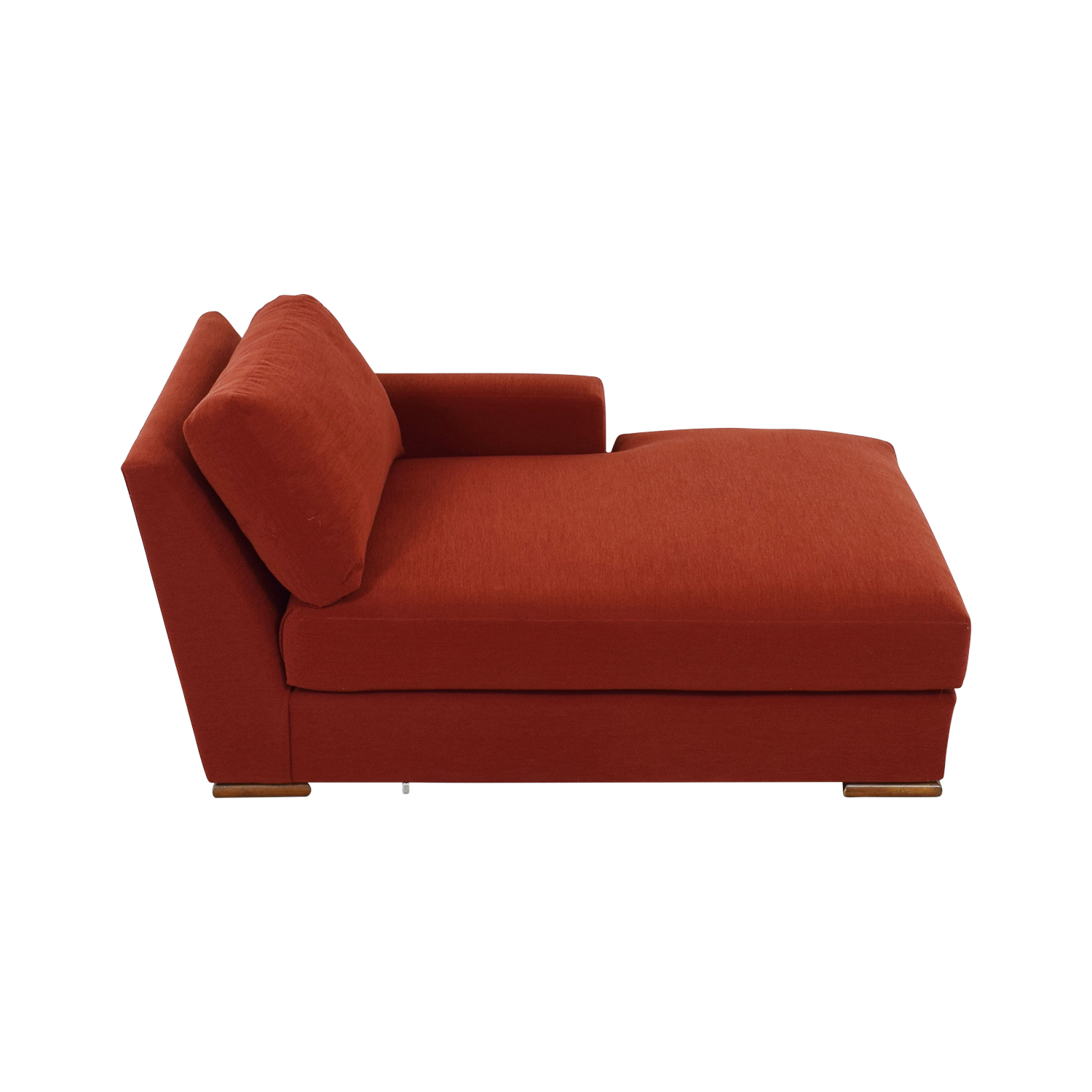 Kravet Kravet Orange Chaise dimensions