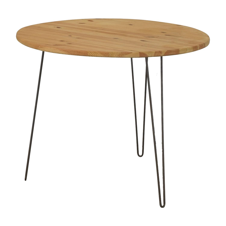 Round Custom Dining Table nj