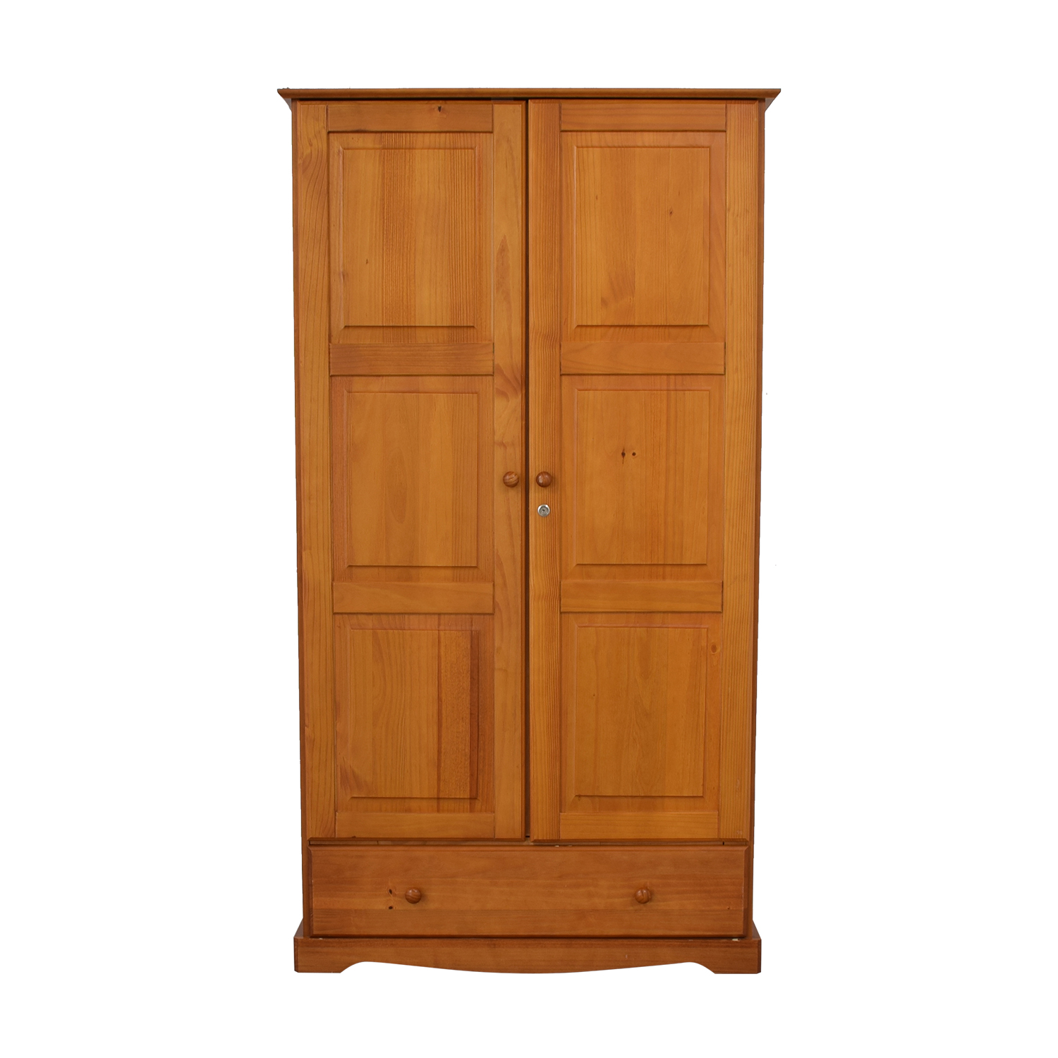 shop Single Drawer Wardrobe Armoire  Wardrobes & Armoires