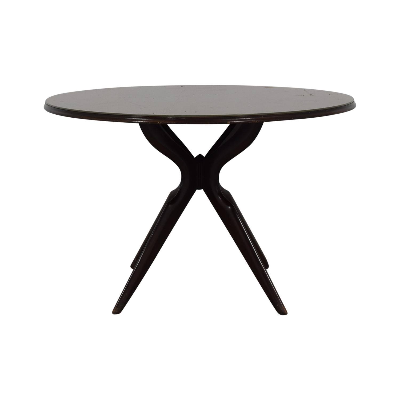shop Round Pedestal Table