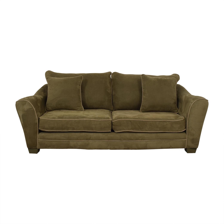 buy Largo Largo Olive Green Sofa online