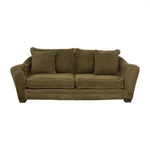 Largo Largo Olive Green Sofa for sale