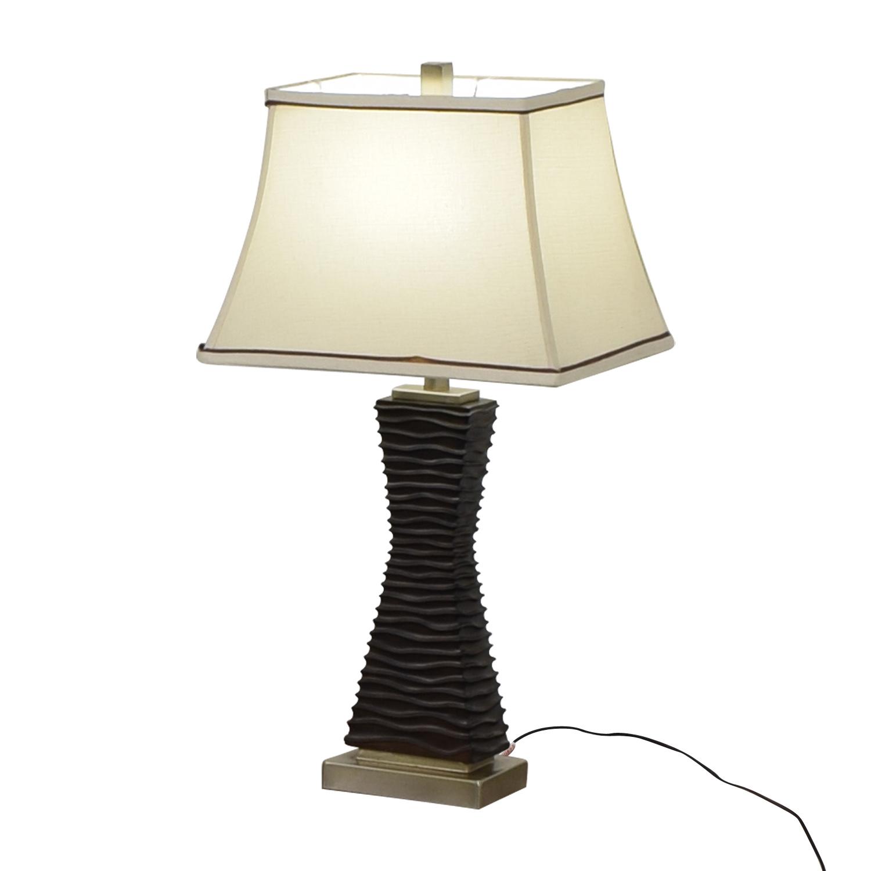 Raymour & Flanigan Raymour & Flanigan Table Lamp Lamps