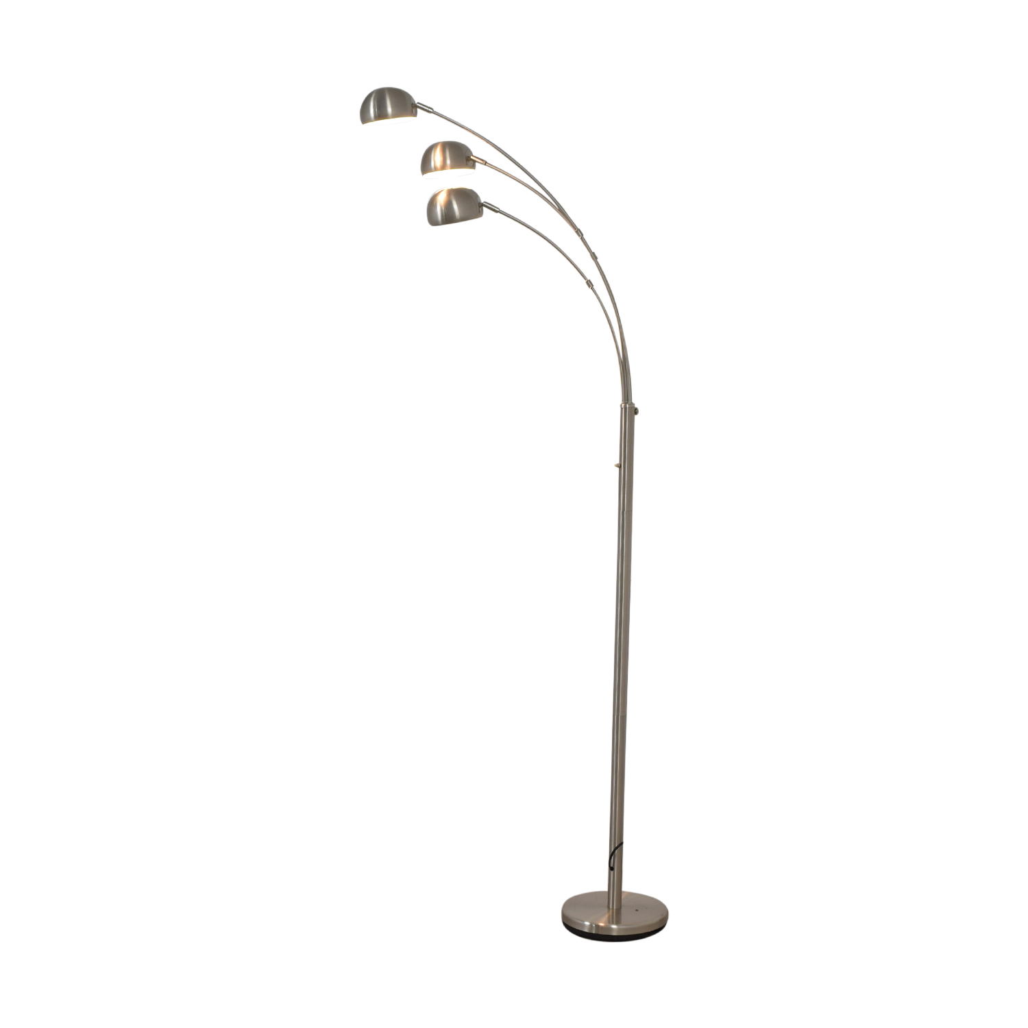 Chrome Arched  Floor Lamp dimensions
