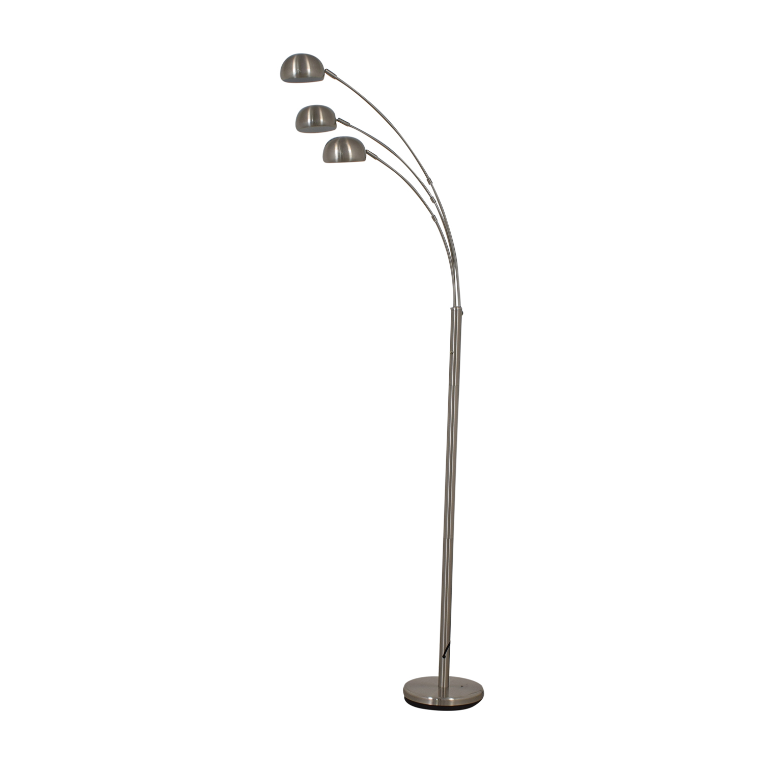 Chrome Arched  Floor Lamp sale