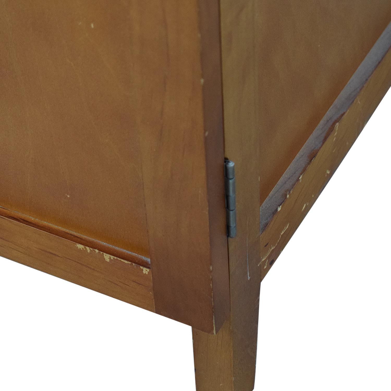 Wood Armoire Desk sale