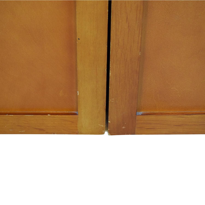 Wood Armoire Desk Wardrobes & Armoires