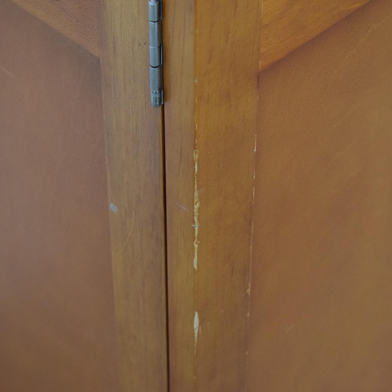 Wood Armoire Desk on sale