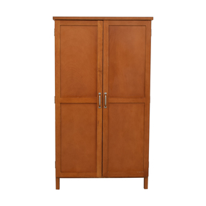 Wood Armoire Desk on sale