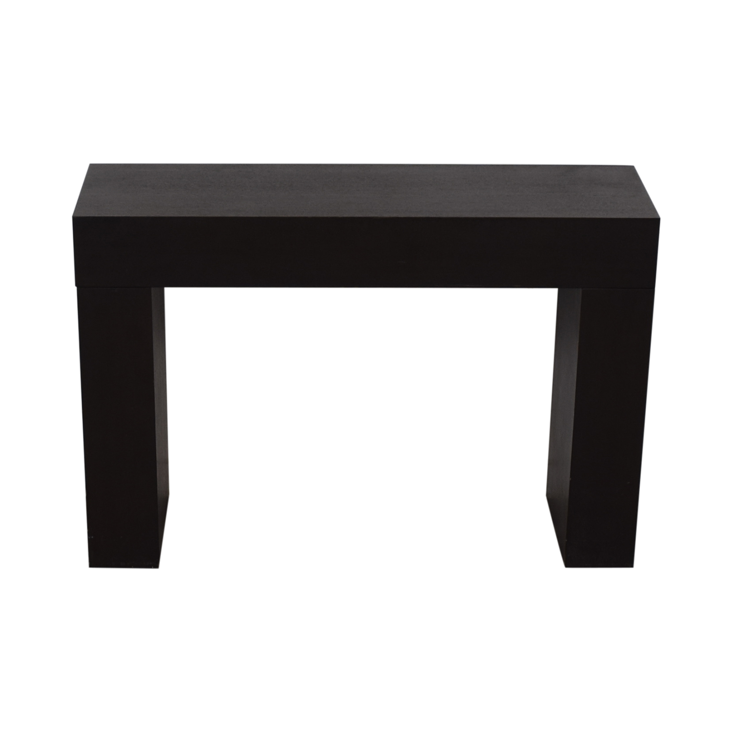 shop Pottery Barn Wood Console Table Pottery Barn Accent Tables