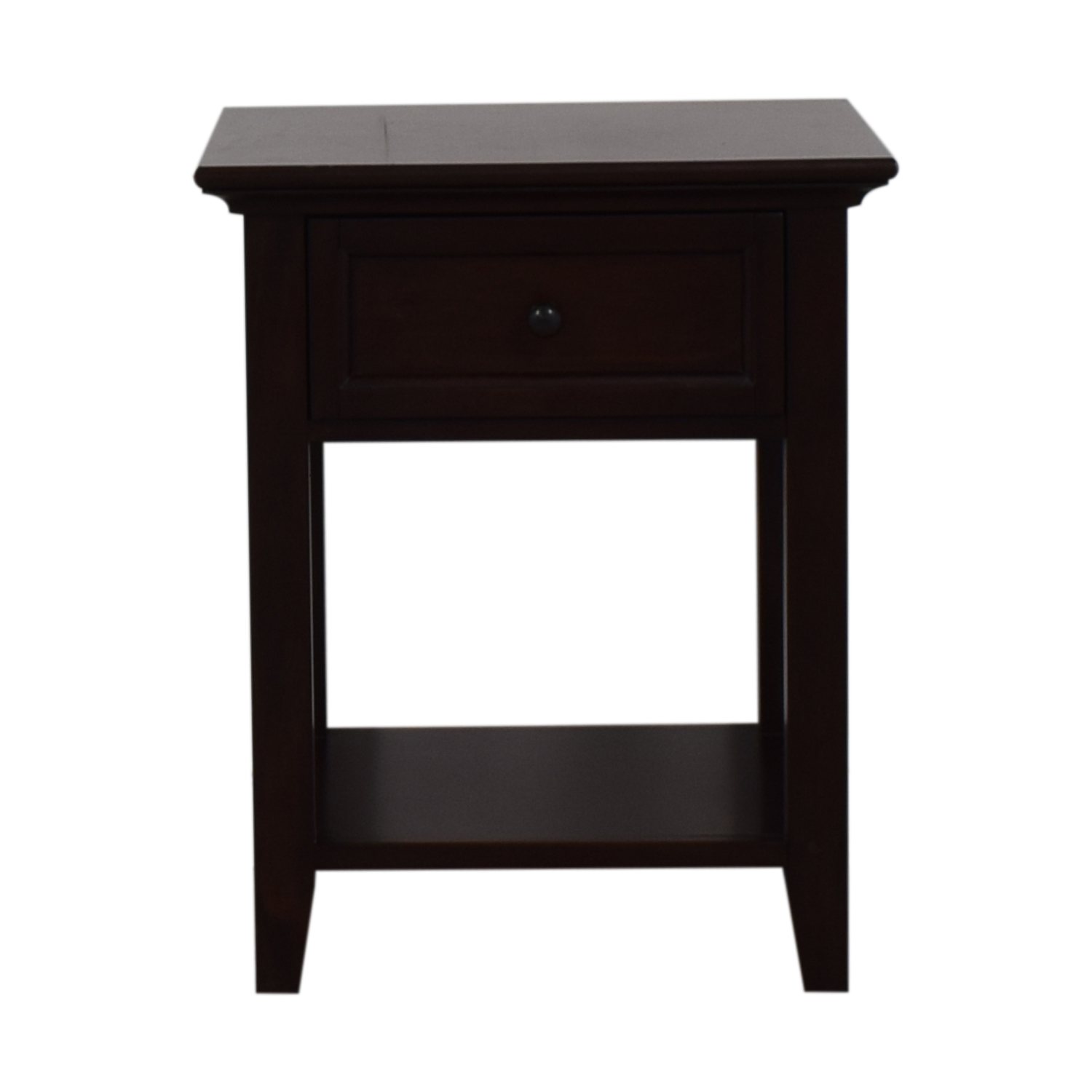 shop Pottery Barn Hudson Single Drawer Nightstand Pottery Barn Tables
