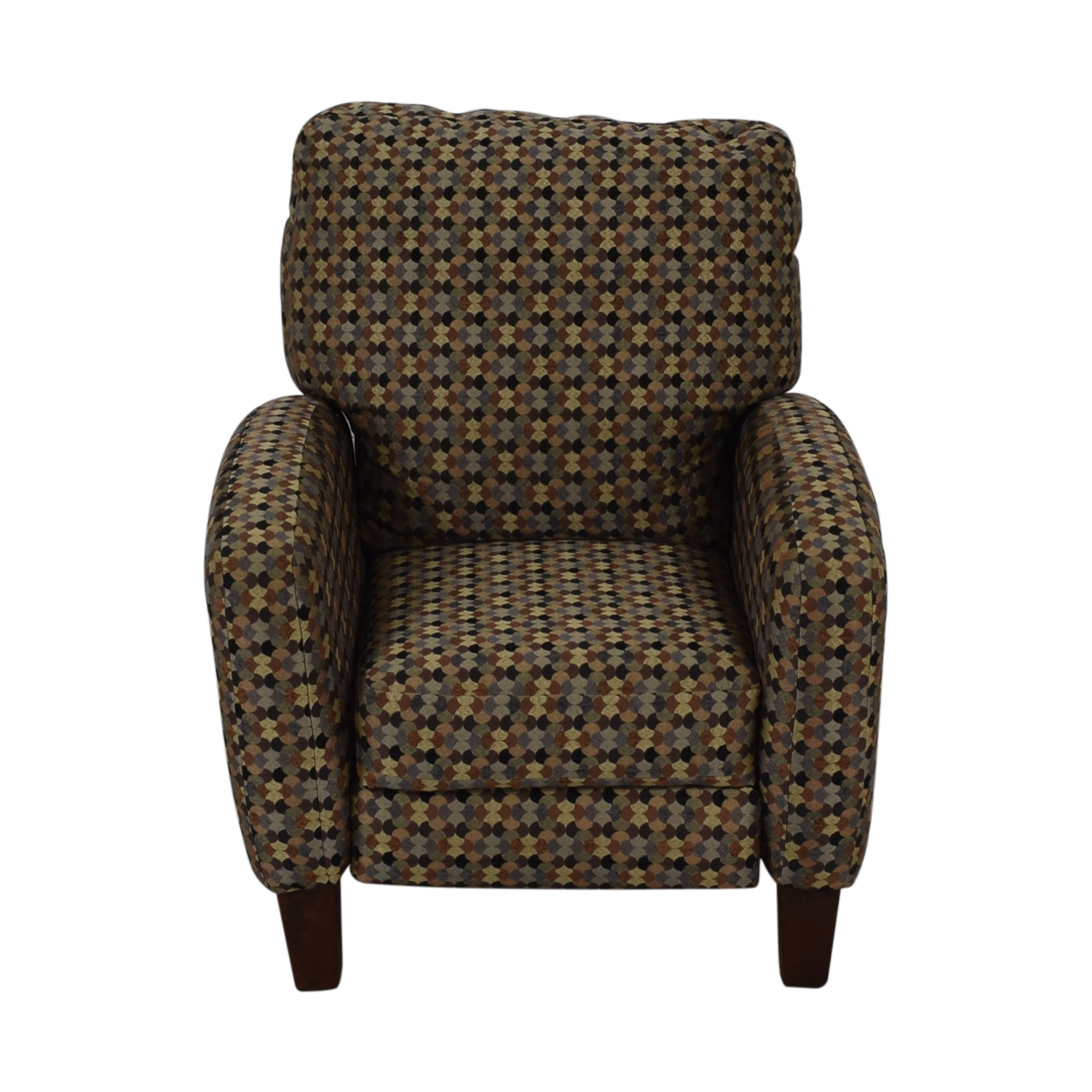 buy  Southern Motion Kelley Tango Teal Multi-Colored Accent Recliner online