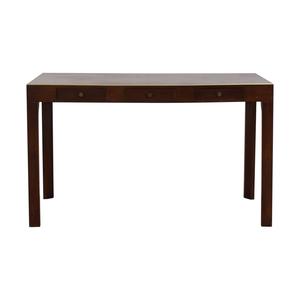 Holzheimers Holzheimers Three-Drawer Writing Table