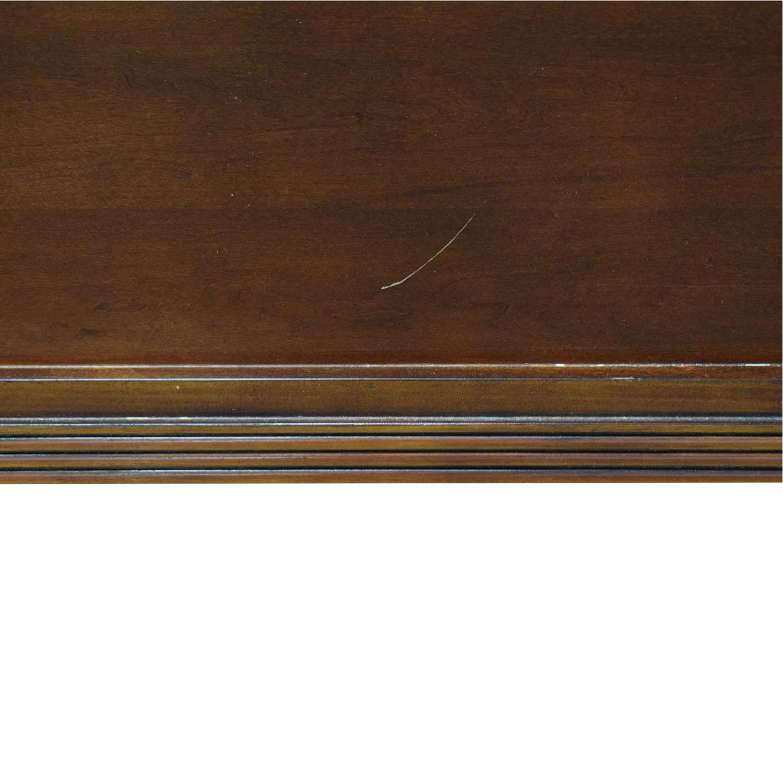 Wood Full Bed Frame sale