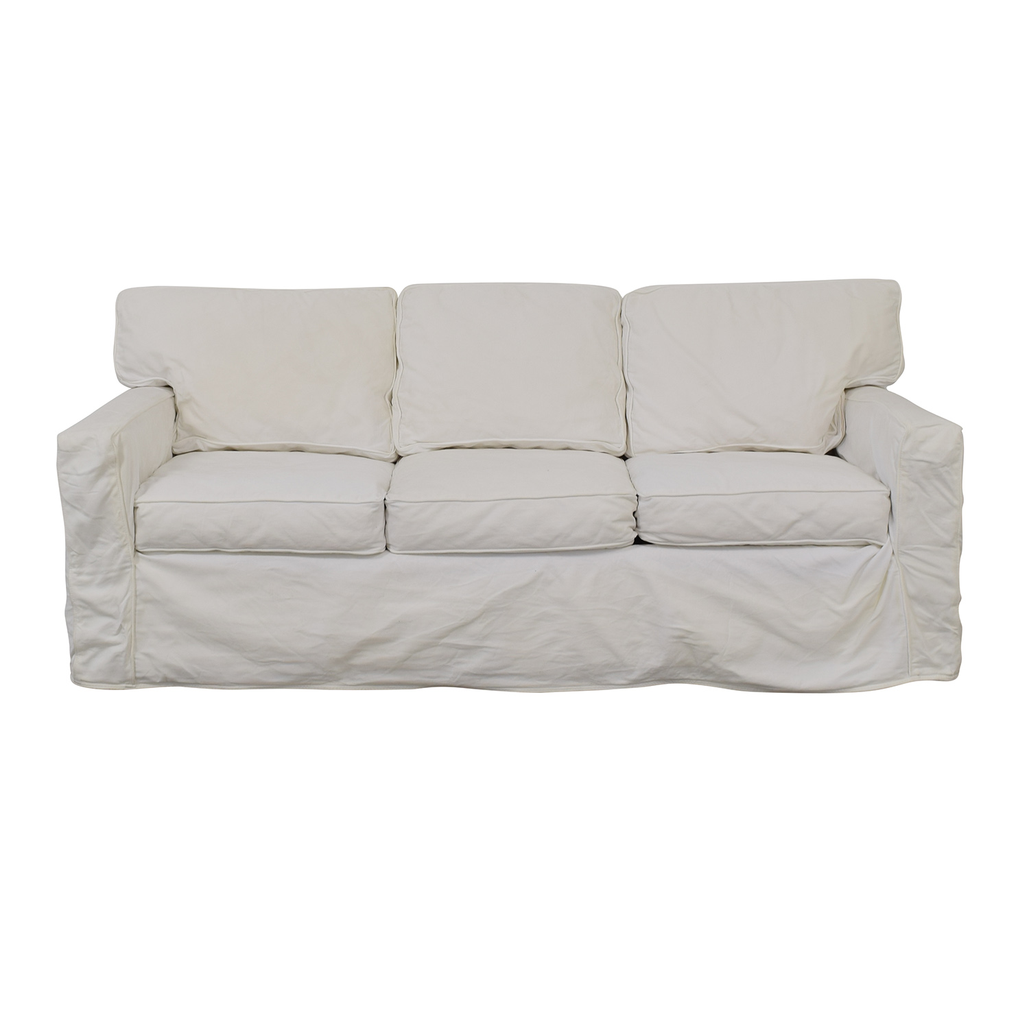 Pottery Barn Mitchell Gold PB Square Sofa / Sofas