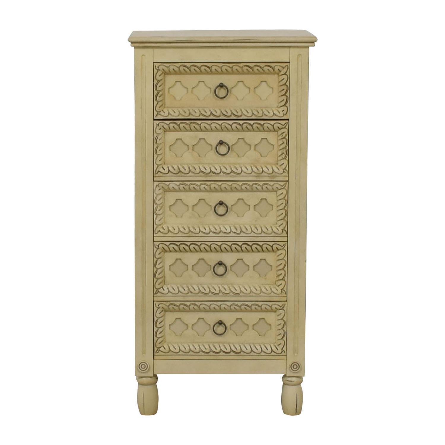 Wayfair Wayfair White Jewelry Armoire dimensions