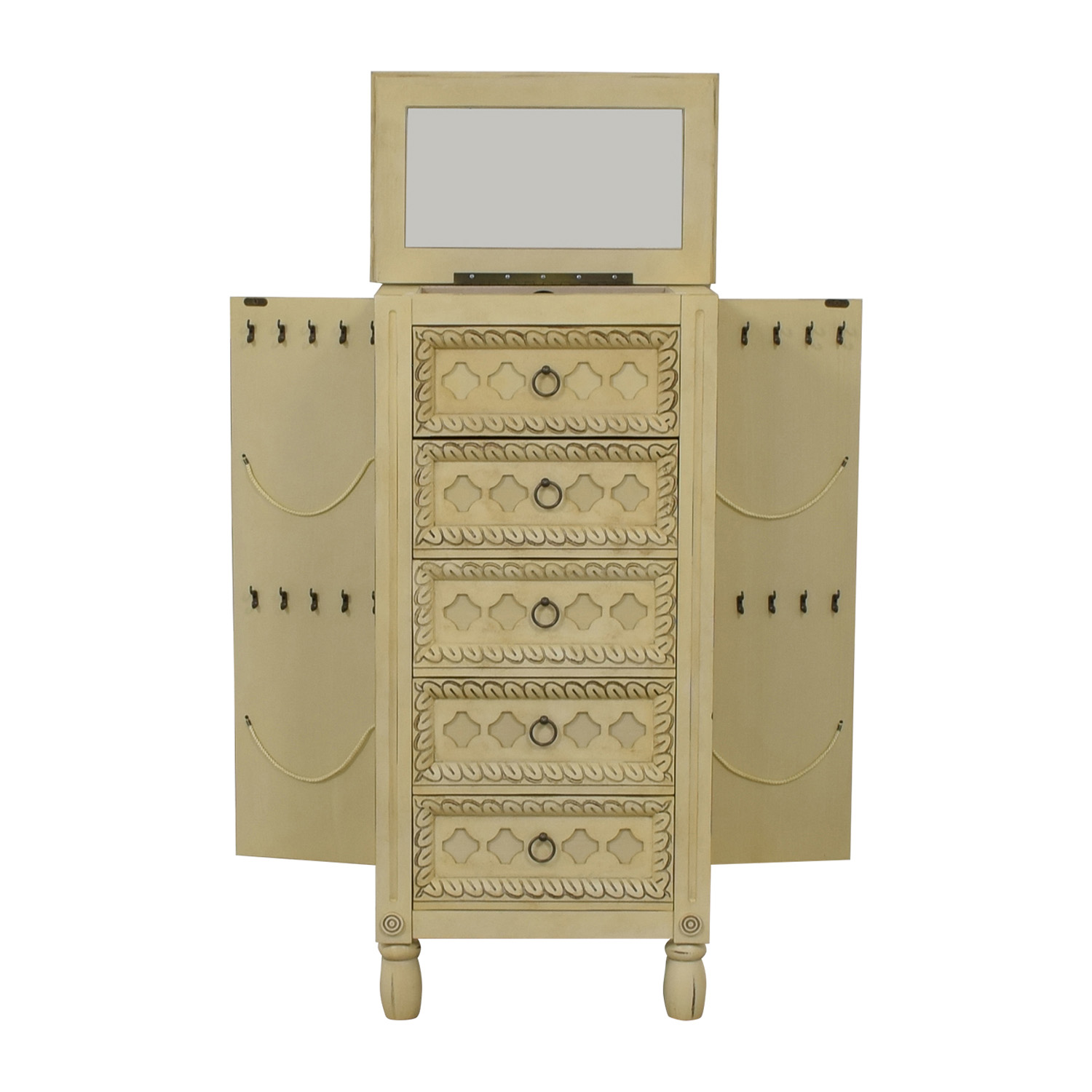 buy Wayfair White Jewelry Armoire Wayfair