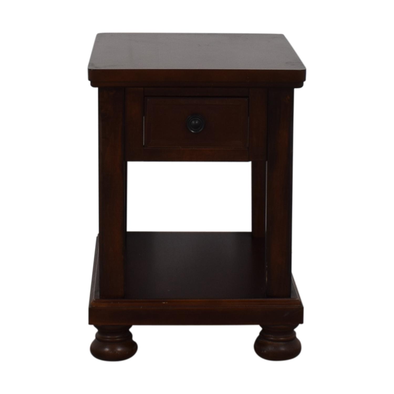 Ashley Furniture Ashley Furniture Porter Single Drawer End Table discount